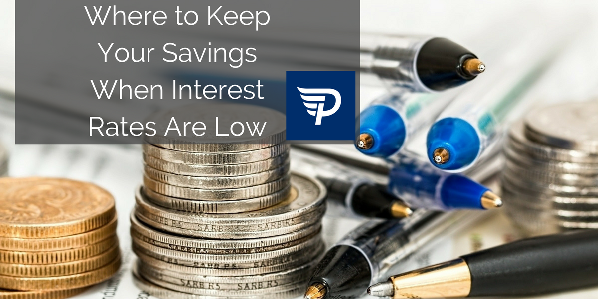 Where to Keep Your Savings When Interest Rates are Low