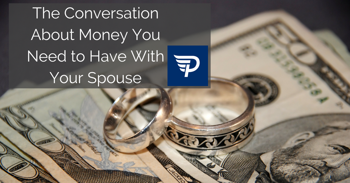 The Conversation About Money You Need to Have With Your Spouse